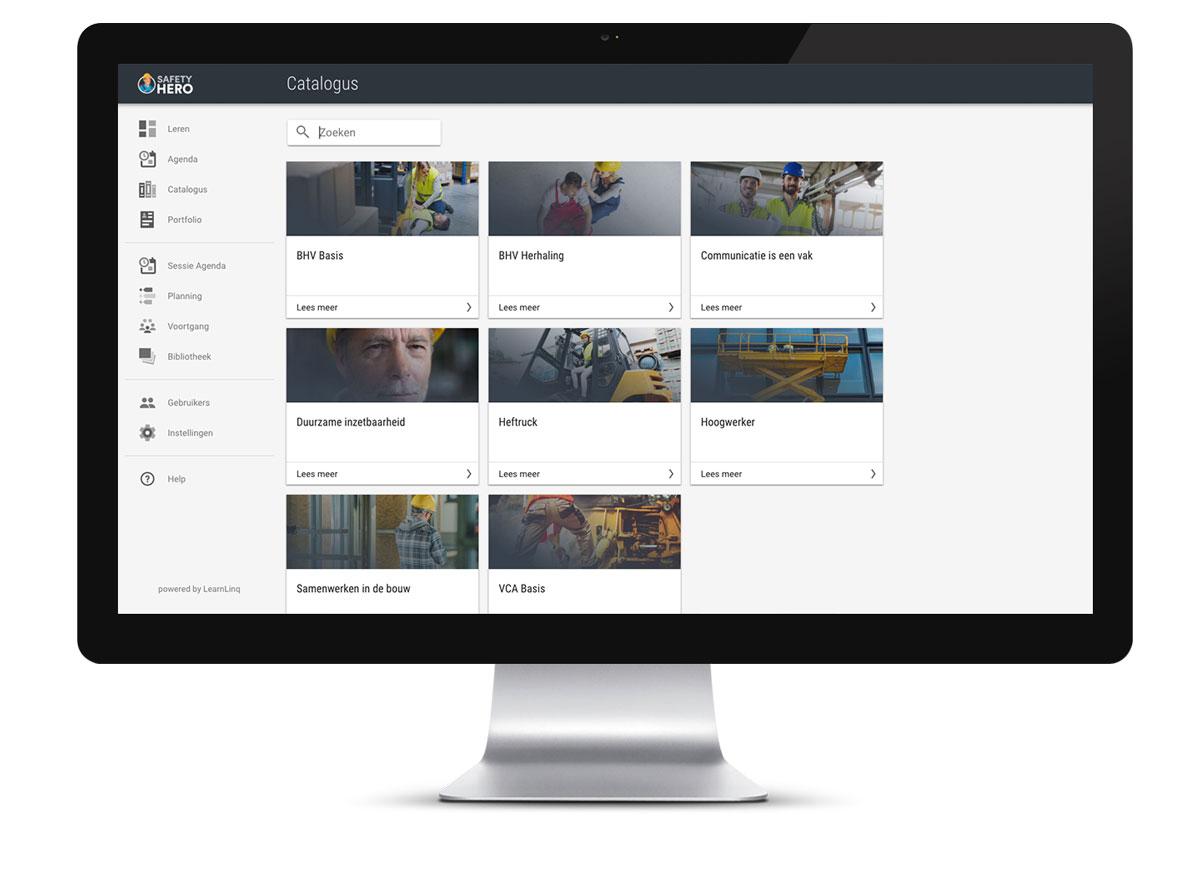 SafetyHero-E-Learning-Catalogus